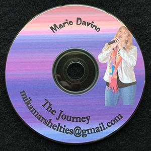 Mikamar Heroes - Marie CD