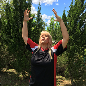 Qigong with Marie Davino