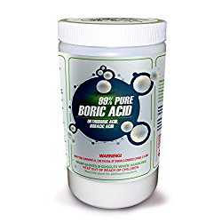 Water Soluble Boric Acid
