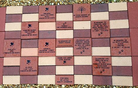 Memorial Bricks