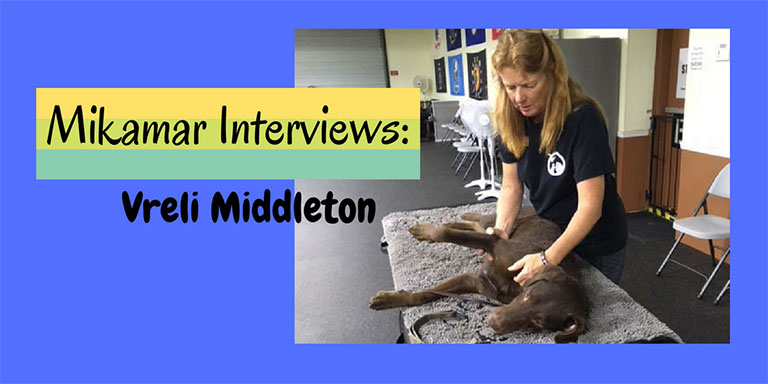 Interview With Vreli Middleton